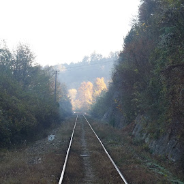 Коловоз by Georgi Kolev - Novices Only Landscapes ( небе., гора., слънце., есен., време. )