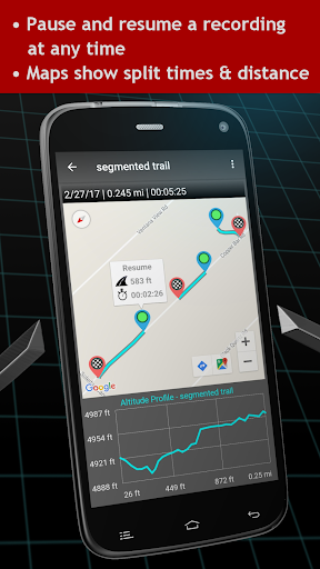 Walking Odometer Pro: GPS Fitness Pedometer screenshots 7