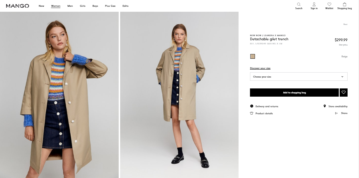 Sell a Look! Products Bundling in Fashion | MageWorx Shopify Blog