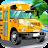 School Bus Car Wash 1.0.7 Apk
