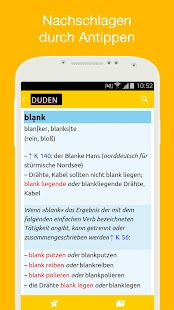 Duden German Dictionaries - náhled