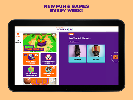Download SCREENS UP by Nickelodeon MOD APK 10