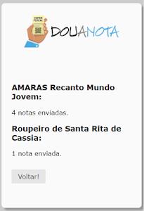 Dou A Nota screenshot 2