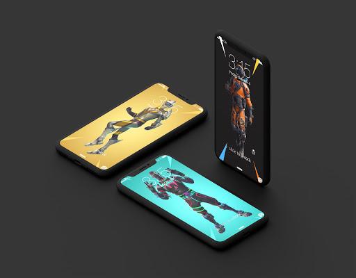 Battle Royale 3D Wallpapers - Full HD 2.0 screenshots 3