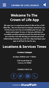 Free Download Crown of Life Church APK for Android
