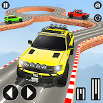 Mega Ramp Jeep Stunts Racing - Jeep Car Games 2020 icon