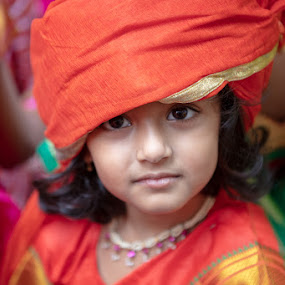 Indian Girl by VAM Photography - Babies & Children Children Candids ( places, culture, nyc, parade, girl, indian, fashion,  )