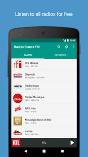 Radios France FM - náhled