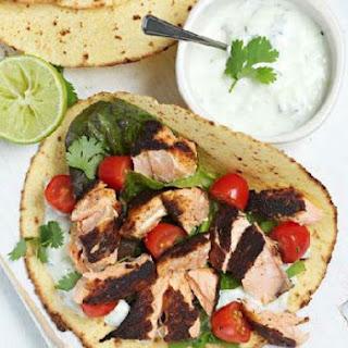 Paprika Salmon Tortillas Recipe