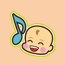 赤ちゃん泣き止み音アプリ - SmiRing -