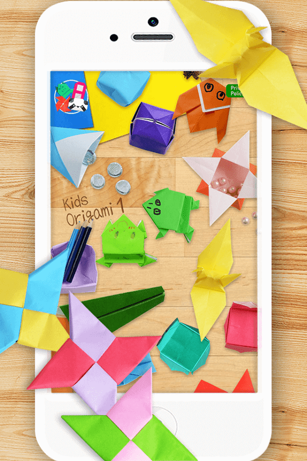 Kids Origami 1 Free - Android Apps on Google Play - photo#14
