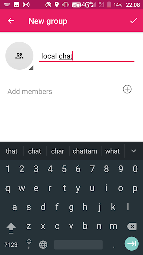 Local Chat screenshot 2