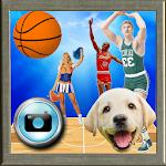 Selfie Basketball, You vs Bird Icon