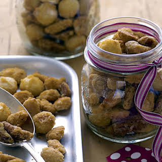 Crunchy Candied Nuts.