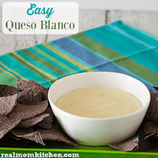 Easy Queso Blanco.