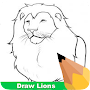 How To Draw Lions APK icon