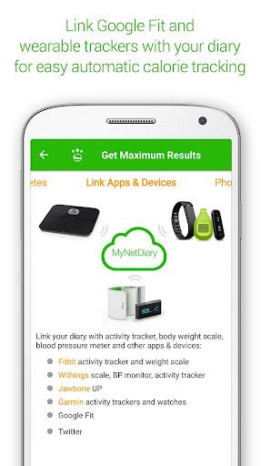 Calorie Counter - MyNetDiary 6.6.3 screenshots 7