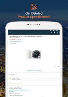 Lazada - Shopping & Deals- screenshot thumbnail