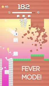 Square Bird MOD (Unlimited Gold Coins) 3
