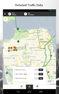 MapQuest GPS Navigation & Maps- screenshot thumbnail