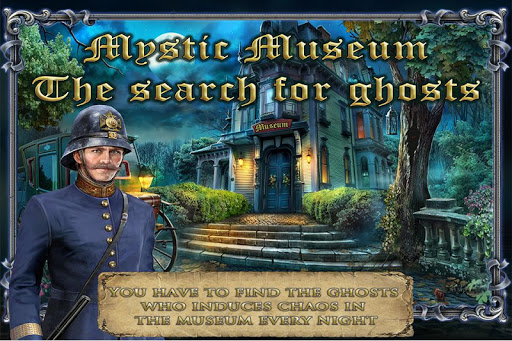 Hidden Object: Mystic Museum