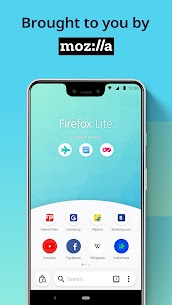 Firefox Lite — Fast Browser, Travel, Games, News Apk  Download For Android 8