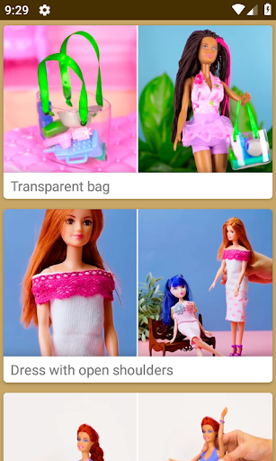 How to make doll clothes 1.8 screenshots 1