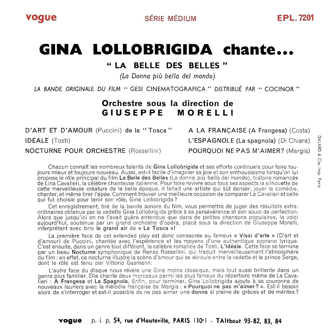 Gina Lollabrigida