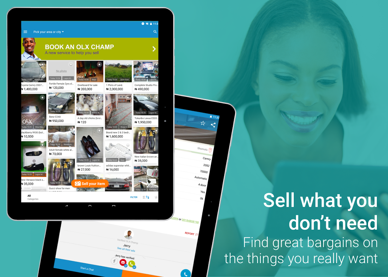 OLX Nigeria: Sell and Buy- screenshot
