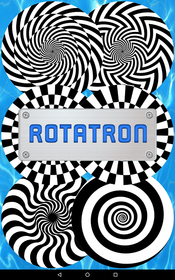 Hypnotic Rotatron- screenshot