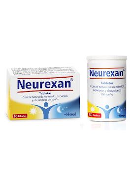 Neurexan Tabletas Caja   x50Tab. Heel Passiflora Avena Coffea