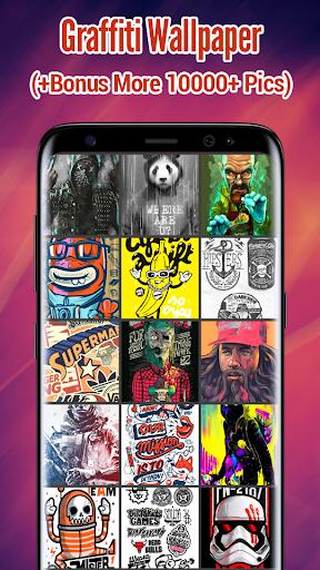 Graffiti Wallpaper 2.4 screenshots 1