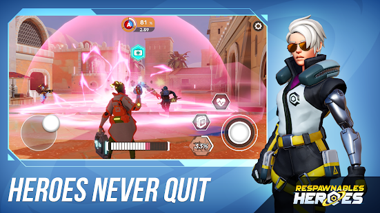 Respawnables Heroes Screenshot