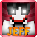 Skins Killer Jeff Minecraft icon