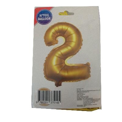 "globos ppot numeros grandes 30"""