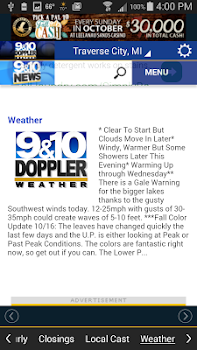 Doppler 9and10 Weather Team