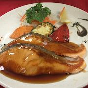 Salmon Teriyaki Set Course