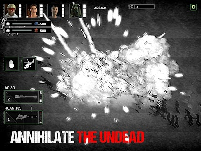 Zombie Gunship Survival Screenshot