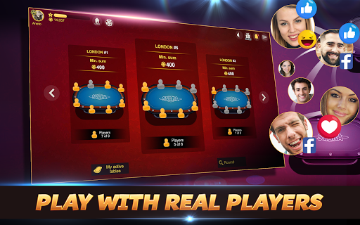 Svara - 3 Card Poker Online Card Game 1.0.11 screenshots 10