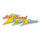 HP BRAND MAGIC CARD 12