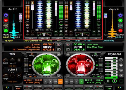 Mashup Dj Mixer screenshot