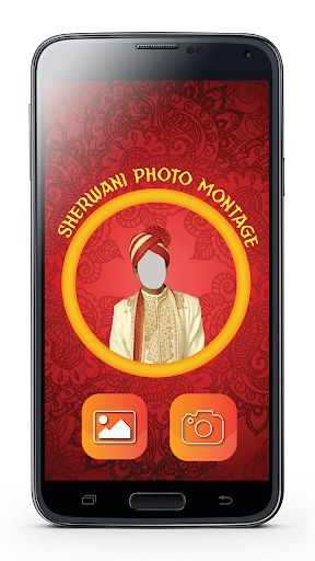 Sherwani Photo Montage