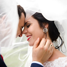 Wedding photographer Nadezhda Sokolova (NadinSokolova). Photo of 01.07.2018