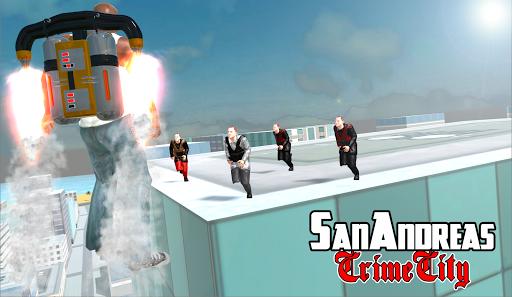 San Andreas Crime City screenshot 3