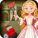 Princess Room Clean Up Fun icon