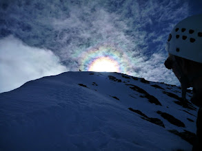 Photo: Parhelion