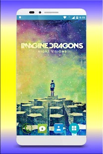Imagine Dragons Wallpaper HD - náhled