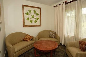 Photo: Counseling Room.