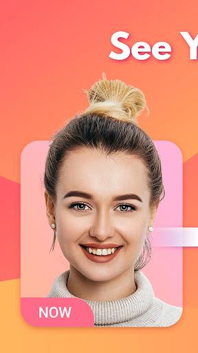HiddenMe Face App - Face Aging App, Baby Maker 1.1 screenshots 1