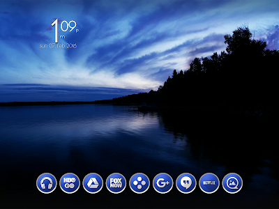 Enyo Blue - Icon Pack screenshot 10